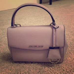 Purple Michael kors purse